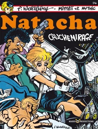 Natacha. Volume 14, Cauchemirage