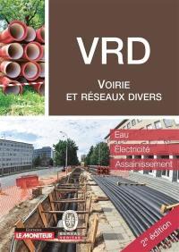 VRD, voirie et réseaux divers