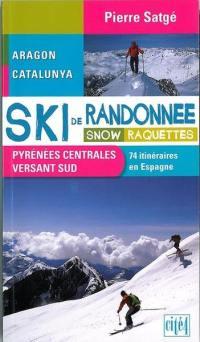 Ski de randonnée, snow, raquettes
