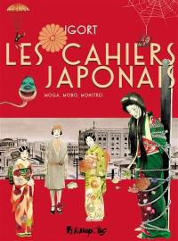 Les cahiers japonais. Volume 3, Moga, mobo, monstres