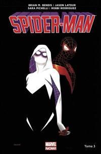Spider-Man. Volume 3, Du haut d'un arbre