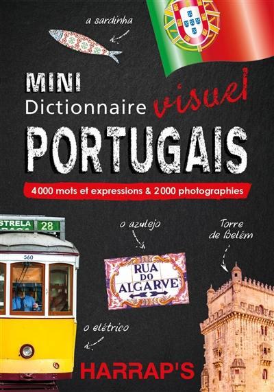 Mini dictionnaire visuel portugais