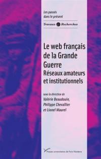 Le web français de la Grande Guerre