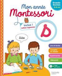 Mon année Montessori