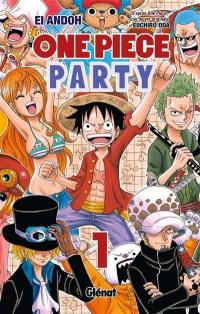 One Piece party. Volume 1,