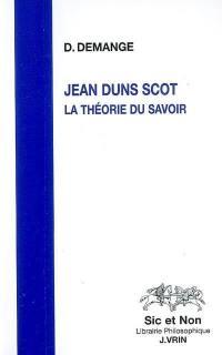 Jean Duns Scot
