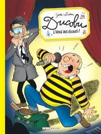 L'élève Ducobu. Volume 25, L'idole des écoles !
