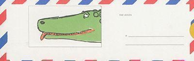 Les larmes de crocodile