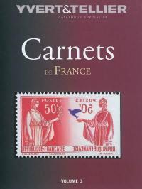 Carnets de France. Volume 3,