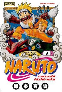 Naruto. Volume 1,
