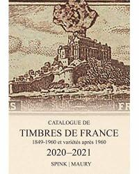 Catalogue de timbres de France
