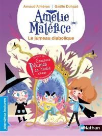 Amélie Maléfice, Le jumeau diabolique