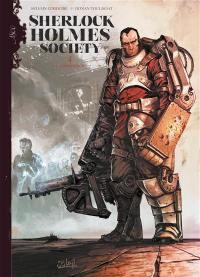 Sherlock Holmes society. Volume 4, Contamination