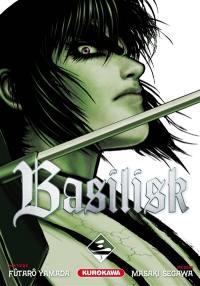 Basilisk. Volume 3,