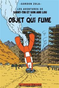 Les aventures de Saint-Tin et son ami Lou. Volume 13, Objet qui fume