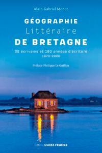 Géographie littéraire de Bretagne