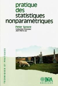 Pratique des statistiques nonparamétriques