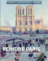 Peindre Paris