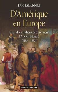D'Amérique en Europe