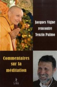 Commentaires sur la méditation