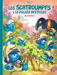 Les Schtroumpfs & le village des filles. Volume 3, Le corbeau