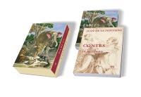 Coffret La Fontaine 400e anniversaire