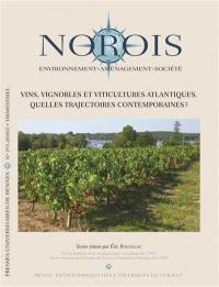 Norois, Vins, vignobles et viticultures atlantiques