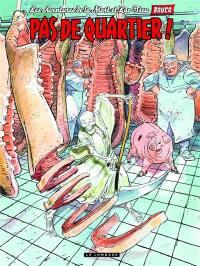 Les aventures de la mort et de Lao-Tseu. Volume 2, Pas de quartier !