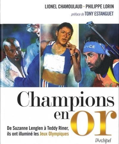 Champions en or