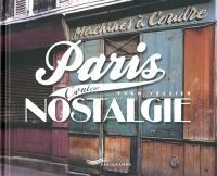 Paris, couleur nostalgie
