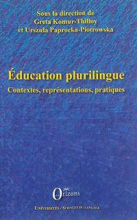 Education plurilingue