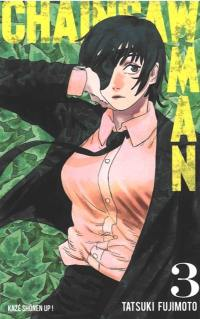 Chainsaw Man. Volume 3,