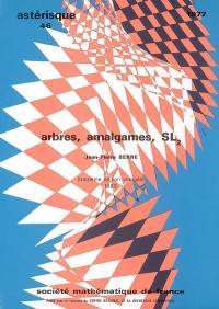 Astérisque. n° 46, Arbres, amalgames, SL2