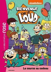 Bienvenue chez les Loud. Volume 24, La course au cadeau