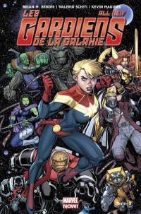All-New Les gardiens de la galaxie. Volume 3, Civil war II