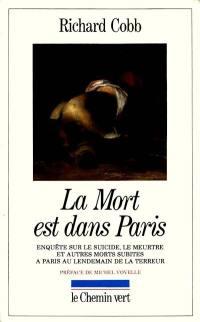 La Mort est dans Paris