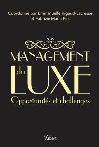 Management du luxe