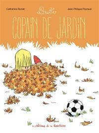 Linette. Volume 3, Copain de jardin