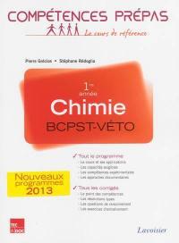 Chimie BCPST-Véto
