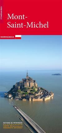 Mont-Saint-Michel, Normandia (en polonais)