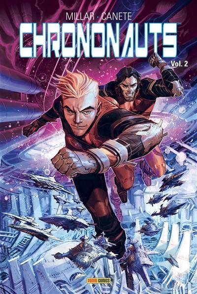 Chrononauts. Vol. 2