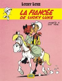 Lucky Luke. Volume 24, La fiancée de Lucky Luke