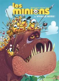 Les Minions. Volume 3, Viva lè boss !