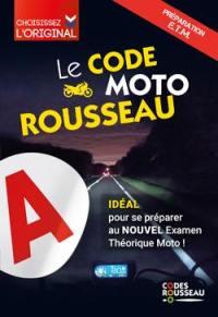 Le code moto Rousseau