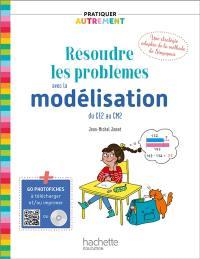 Résoudre les problèmes avec la modélisation du CE2 au CM2