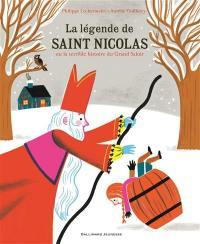La légende de saint Nicolas ou La terrible histoire du grand saloir