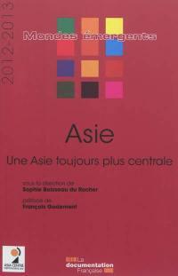 Asie 2012-2013