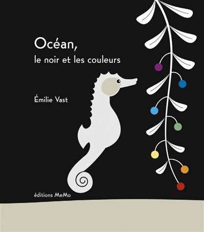 Océan, le noir et les couleurs