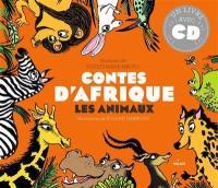 Contes d'Afrique, Les animaux