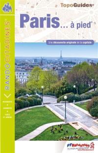 Paris... à pied